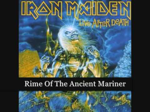 Iron Maiden - Live After Death cd1 (all songs)