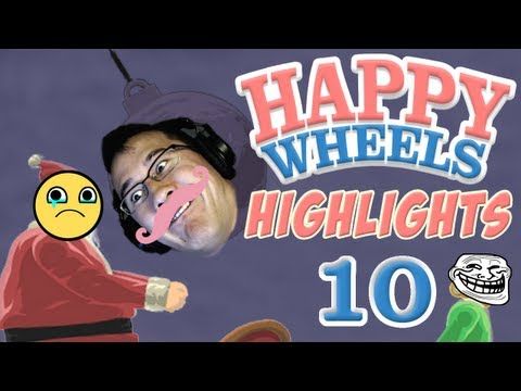 Happy Wheels Highlights #10