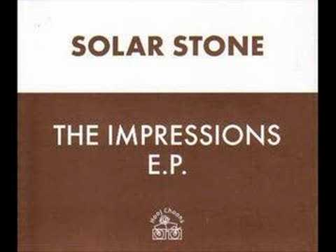 Day By Day...by..Solar Stone...album...The Impressions EP
