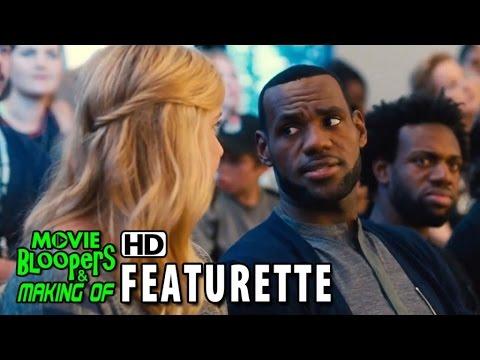 Trainwreck (2015) Featurette - Lebron James