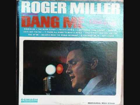 Roger Miller - Feel Of Me