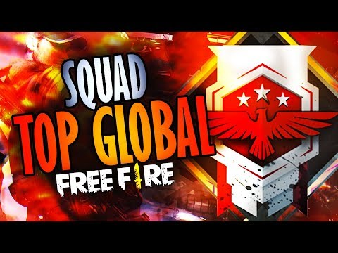 [🔴 LIVE #68] FREE FIRE ~ SQUAD TOP GLOBAL #SQUADMESTRE
