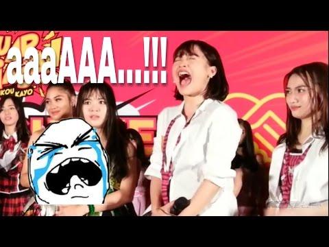 Expresi KINAL Saat VERANDA Menyatakan Lulus Dari JKT48