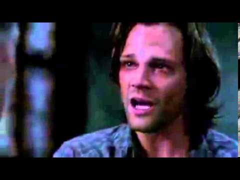 Supernatural season 8 episode 23 ending! The angels are falling!