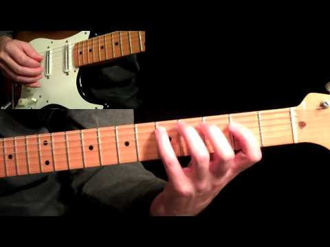Lesson Guitar - Legato Exercise