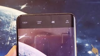 OnePlus 7 Pro: How to Change Video Resolution Quality (4k, 4k @ 60fps, 1080p, 1080p @ 60fps, etc)