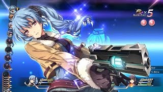 The Legend of Heroes: Trails of Cold Steel II - S-Craft Exhibition (English Dub)