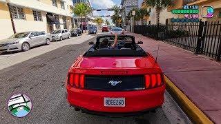 GTA Vice City in Realitate - Mergem in Miami! - 4K