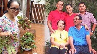 Tăng Thanh Hà lấy chồng đại gia nhưng bố mẹ ở quê lại có cuộc sống thế này đây