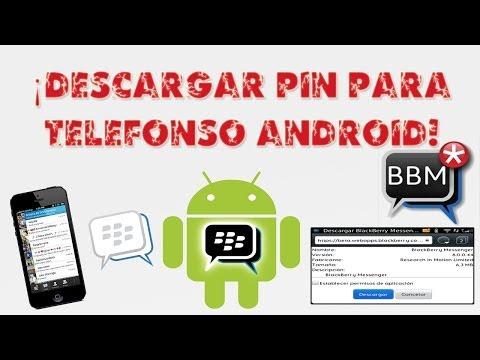 Descarga Pin Para Telefonos Android Gratis 2013!