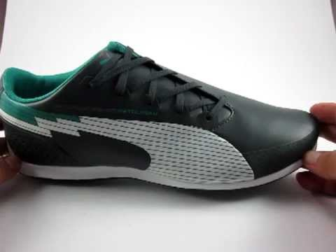 puma evospeed mercedes amg petronas f1 low by. Black Bedroom Furniture Sets. Home Design Ideas
