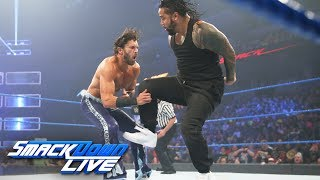 The Usos vs. Breezango - SmackDown Tag Team Championship Match: SmackDown LIVE, May 23, 2017