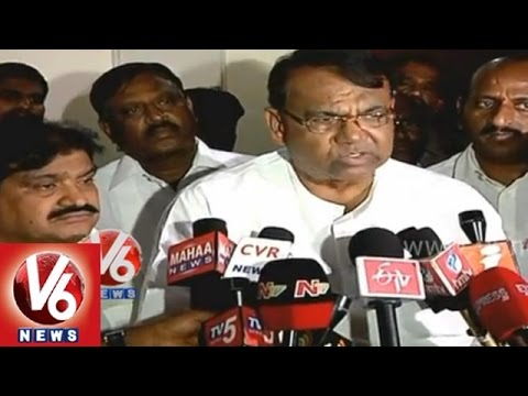 T government will provide crop loans to all the eligibles - Minister Pocharam Srinivas