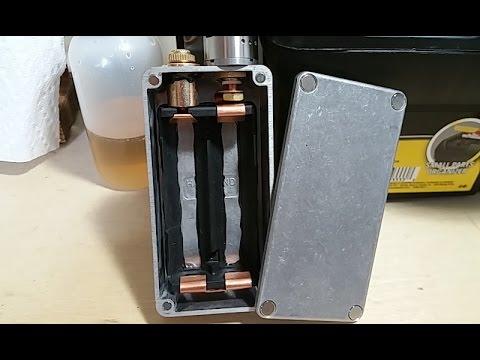 Tolle Serie Box Mod Schaltplan Zeitgenössisch - Elektrische ...
