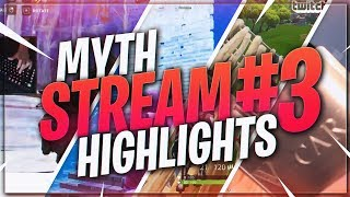 TSM Myth - STREAM HIGHLIGHTS #3 (Fortnite Battle Royale)
