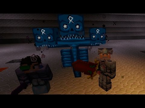MUERTE AL WITHER!!   #APOCALIPSISMINECRAFT3   EPISODIO 107   WILLYREX Y VEGETTA