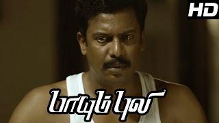 Paayum Puli Tamil Movie | Scenes | Samuthirakani recollects the sad past | Vishal | Samuthirakani