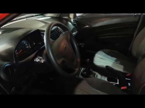 Interior Chevrolet Sail 2014 Precio Caracteristicas versión para Colombia FULL HD