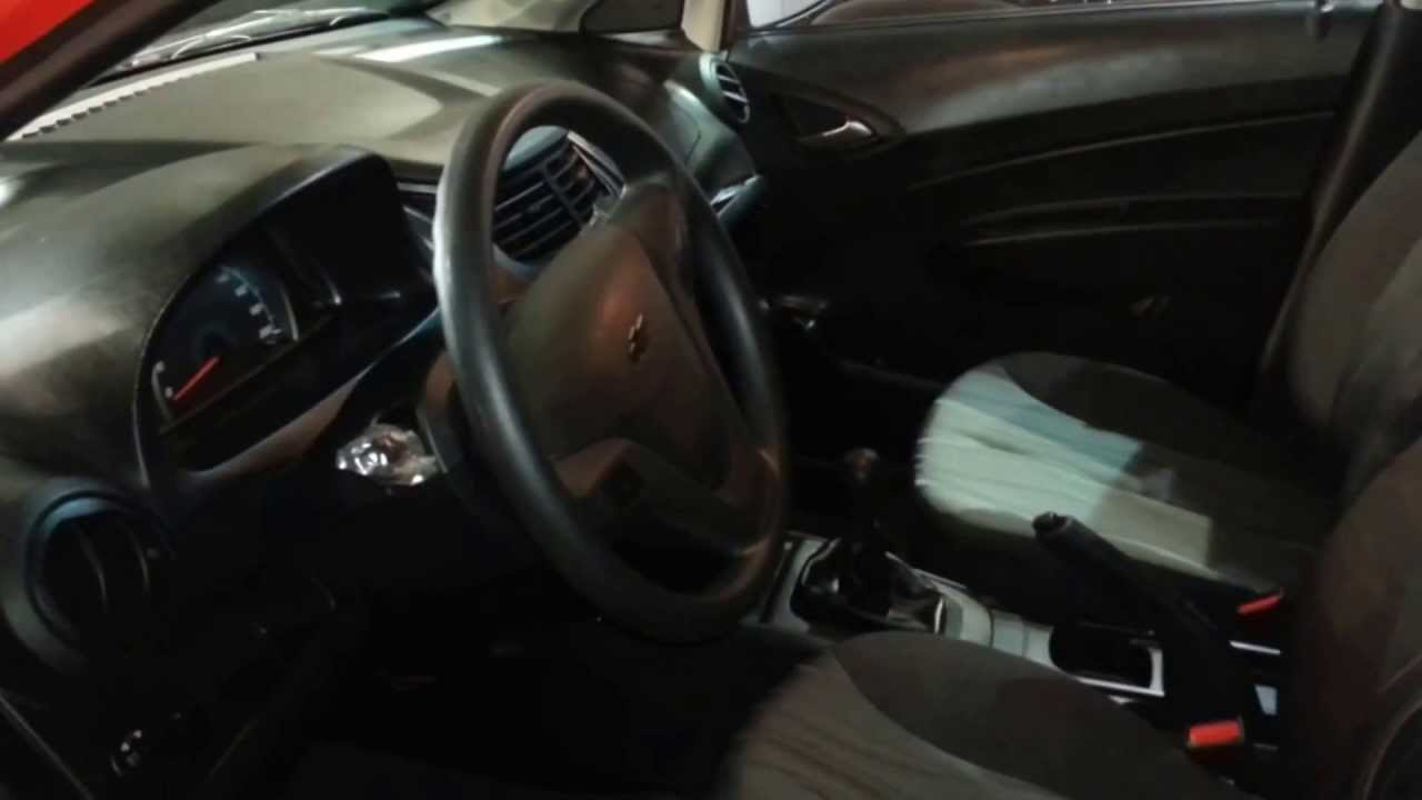Sail Sedan Interior Interior Chevrolet Sail 2014