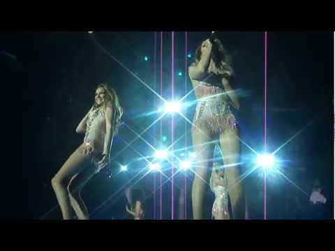 Girls Aloud - Whole Lotta History (Glasgow SECC 09/03/13)