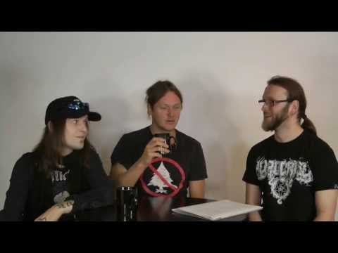 CHILDREN OF BODOM - Part 1: Nuclear Blast Facebook Fan-Interview (HALO OF BLOOD)