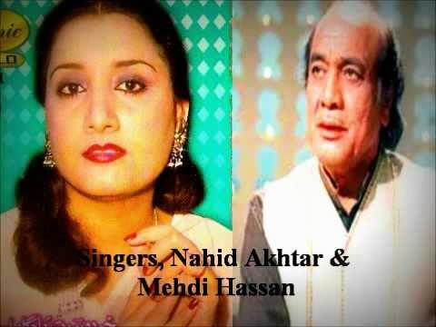 Naheed Akhtar, Mehdi Hassan - Christian Recording, Psalm (zaboor) video