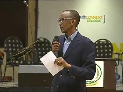 Youth Connekt dialogue - Rwandan Youth Meet President Kagame- Kigali, 30 June 2013