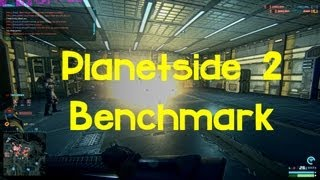 Planetside 2 on i7 3770k + GTX 670 + 16GB RAM