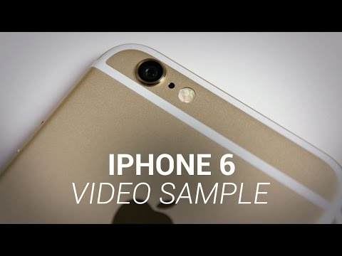 Iphone 6 Video Sample! video