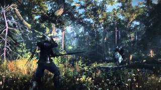 The Witcher 3  Wild Hunt Трейлер