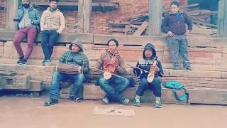Street Rockers with Nepali Folk Instruments