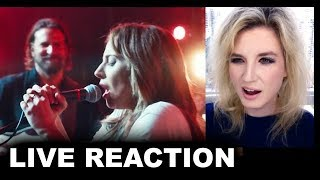 A Star is Born Trailer REACTION
