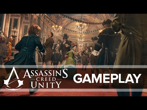 Gramy w Assassins Creed Unity PS4