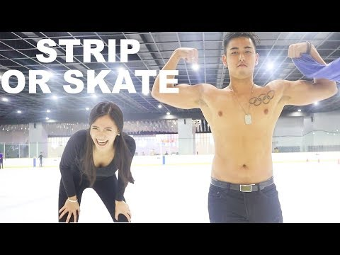 Strip or Skate ft. Michael Martinez