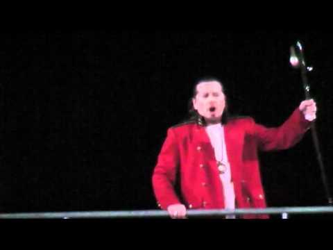 Baritono Andrzej Beletsky - Nabucco cabaletta Giuseppe Verdi.