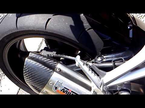 Exhaust : YAMAHA FZ1 MIVV SUONO