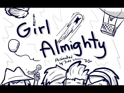 One Direction - Girl Almighty [animated Music Video] video