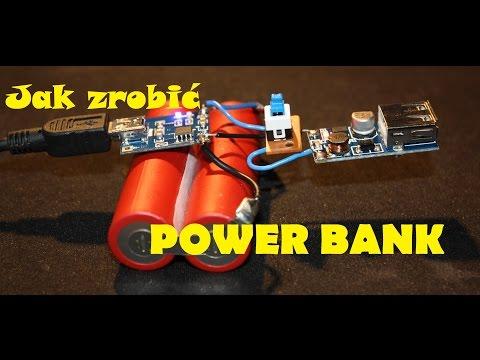 66. Jak Ze Starej Baterii Do Laptopa Zrobić Power Bank?