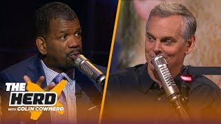 Lakers & Ty Lue, Raptors-76ers, why Tom Brady is 'crazy' for taking pay cuts - Rob Parker | THE HERD