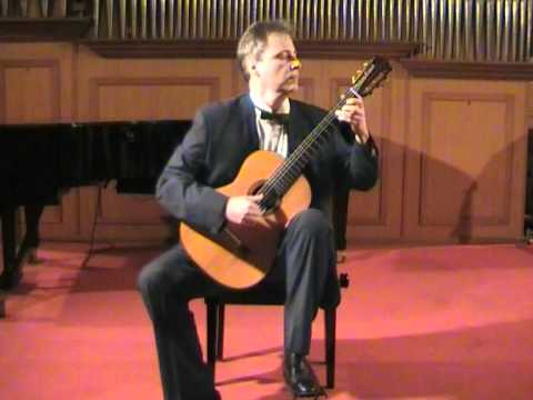 Bruno Giuffredi plays three studies from op. 38 by Napoleon Coste