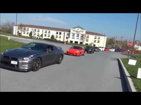 2014 Cool Cars For Cats & Canines Exotic Car Show Part #1