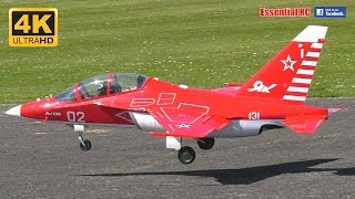 JET LEGEND YAK-130 (plus 2 flame-out landings) [*UltraHD and 4K*]