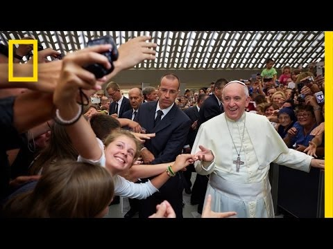 Why #PopeFrancis Loves Social Media