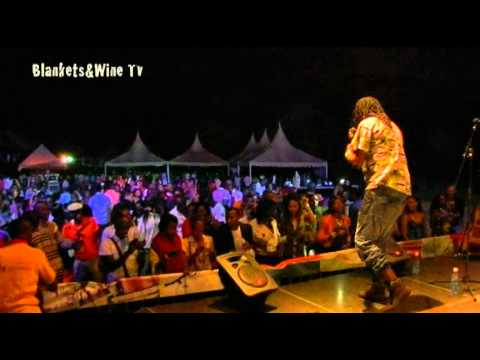 Makadem Performing kisumu Bound Busblankets And Wine 40, Jan 2013 video
