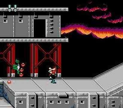 Weird Pirated Games: Darkwing Duck 2 (Super Contra hack)