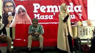 Tausyiah Istri Ustd.Hanan Attaki  tentang doa dan takdir