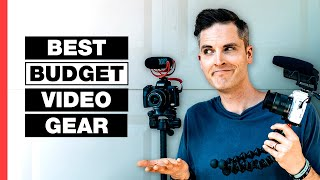Best Budget Camera Equipment for YouTube