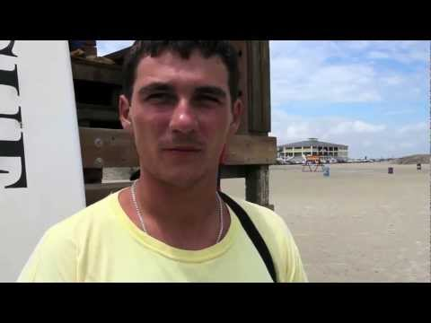 Work and Travel Students - Galveston, Texas
