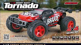 4WD RC BUGGY CAR RTF HIGH SPEED