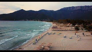 Hot summer of 2017 Thasos Θάσος drone video